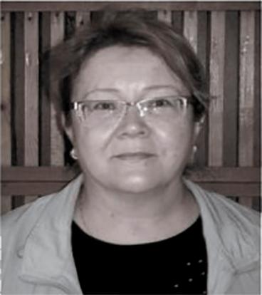 Наталья Сапарбековна